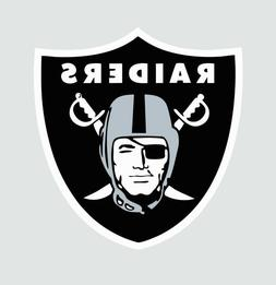 Oakland Raiders NFL Football Color Logo Sports Decal Sticker